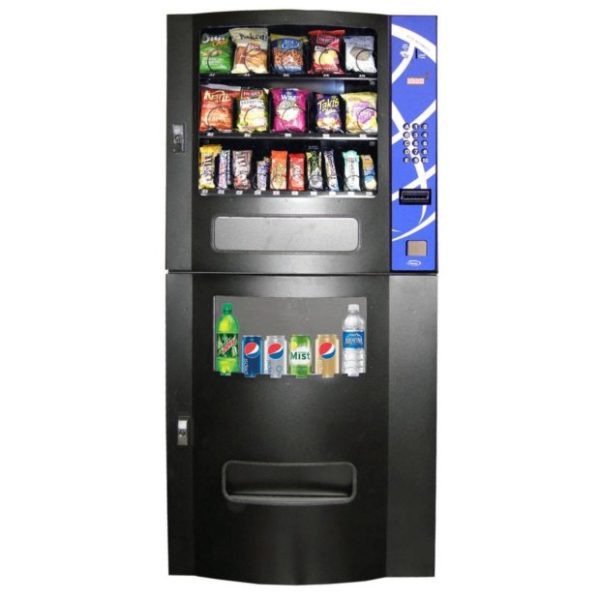 Smaller Combo Vending Machine