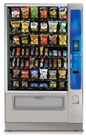 Full Size Snack Machine